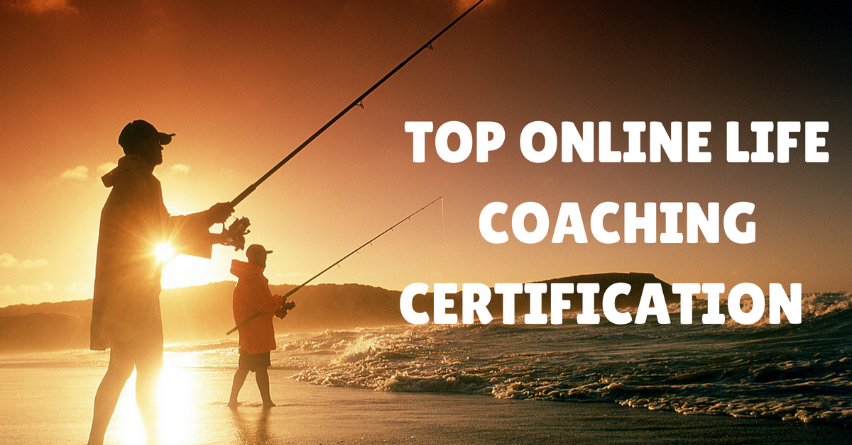 TOP ONLINE LIFE COACHING CERTIFICATION