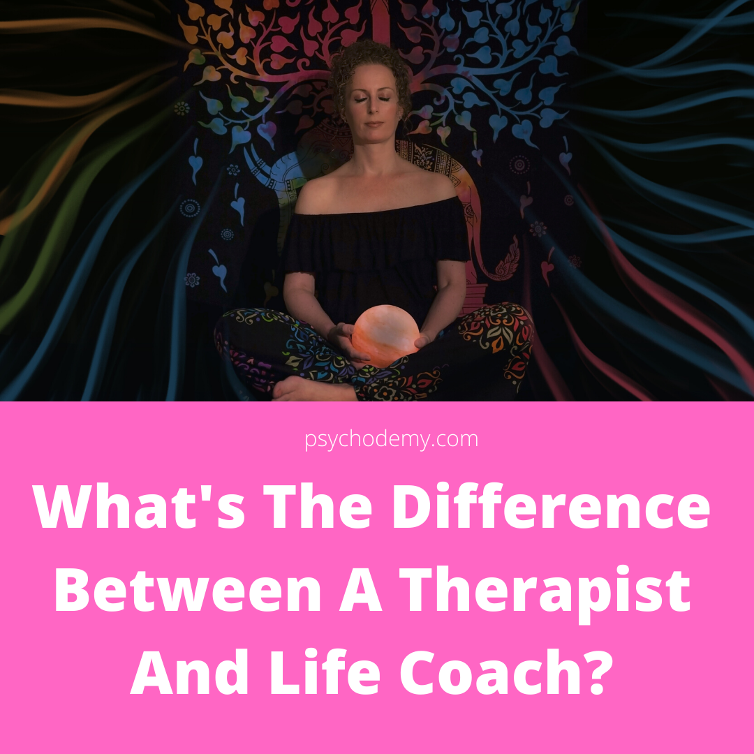 What's The Difference Between A Therapist And Life Coach? One of the foremost common misconceptions about life coaching is that its therapy in disguise