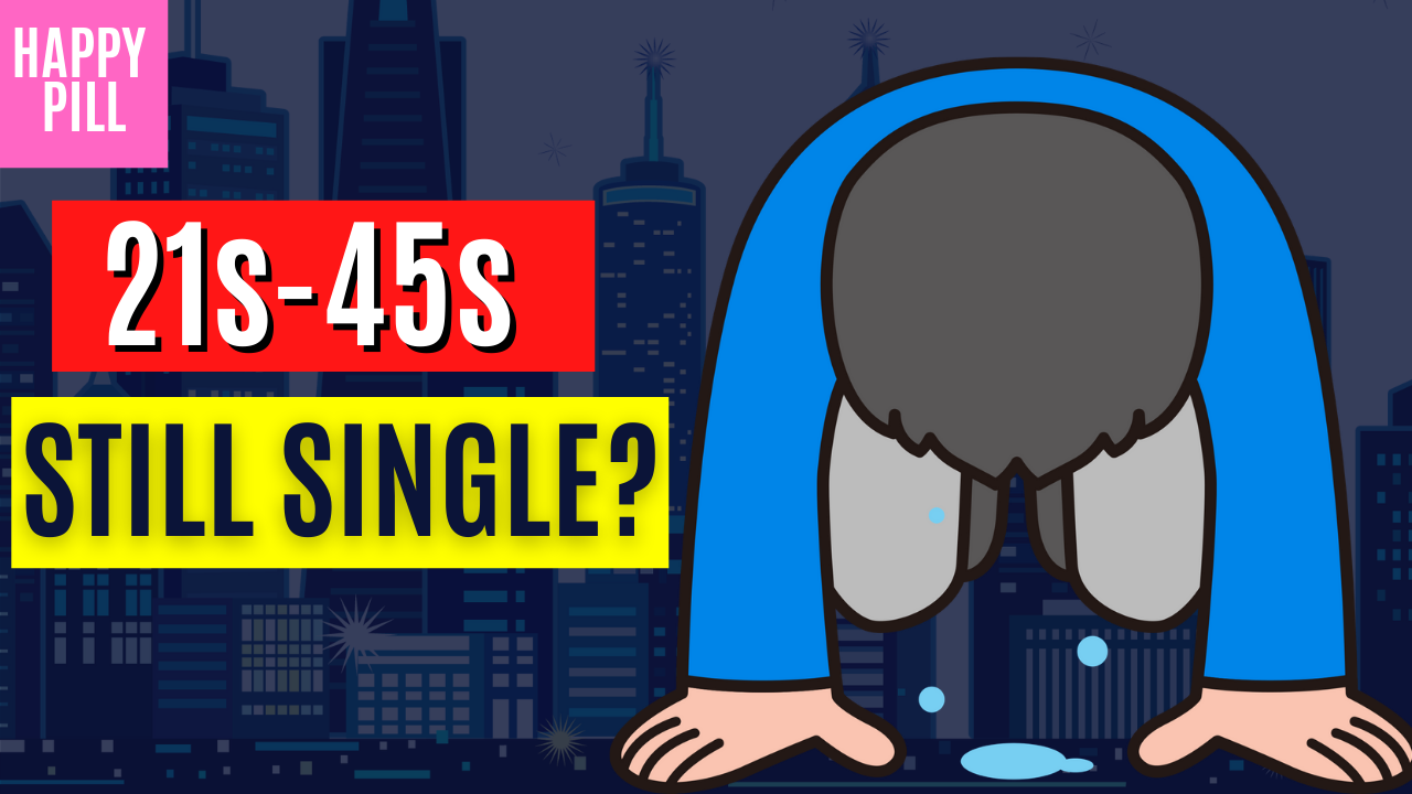 Age 21s - 45s Top 6 Reasons You Are Still Single