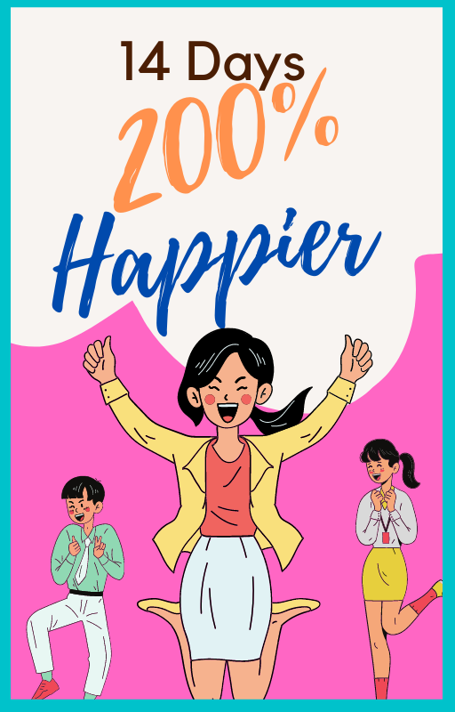 14 days to be 200% Happier (2)