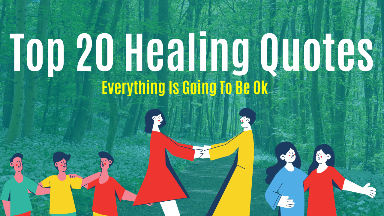 Everything Is Going To Be Ok healing quotes