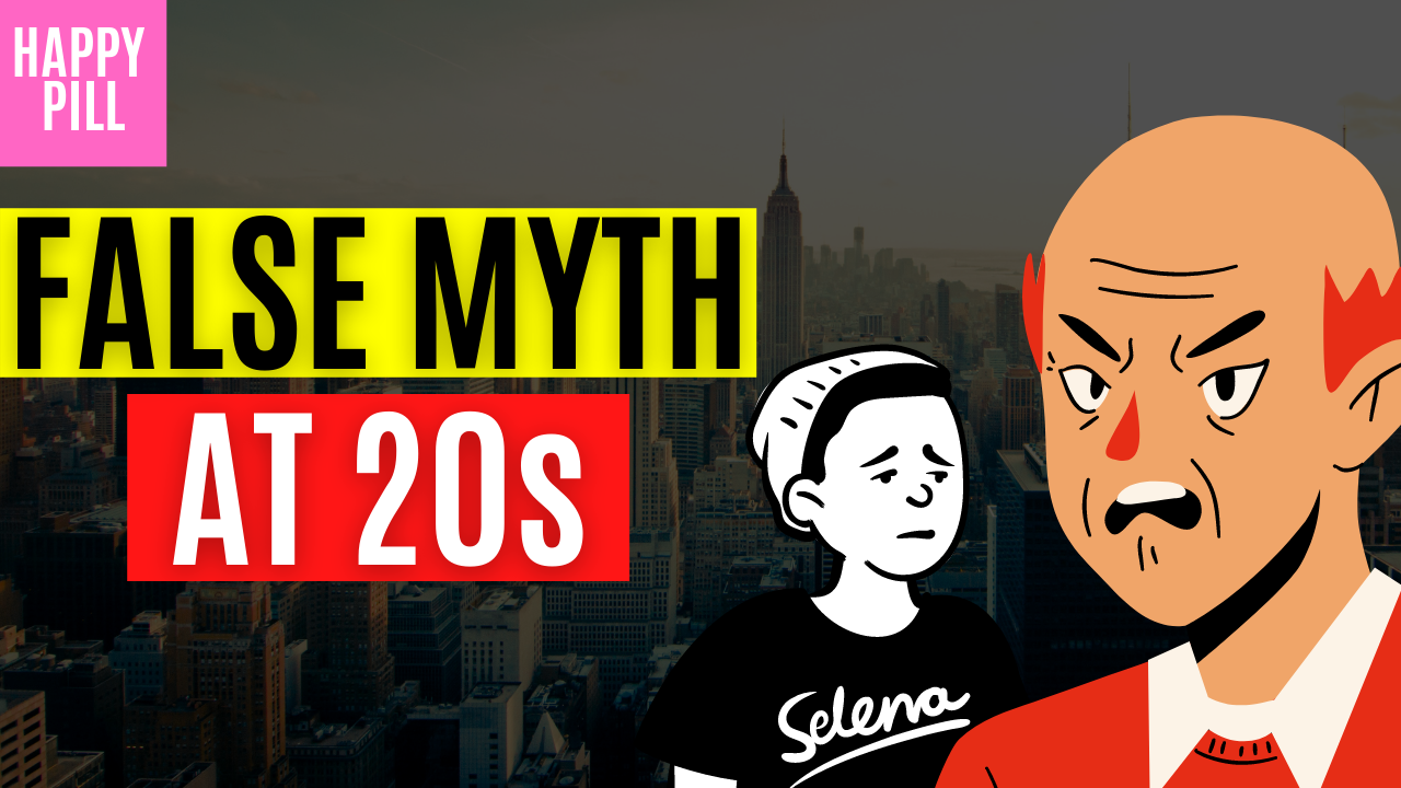 10 Myths Your Parents Told You At Your 20s But They're False
